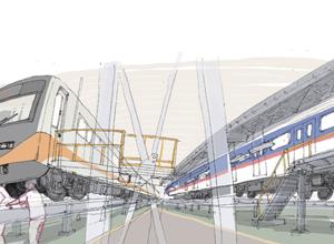 [서울 탐구 ④]국내 최대 규모의 지하철 기지 지축차량사업소